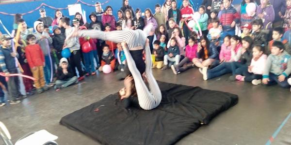 Positivo balance realiza Directora del Departamento Social del Municipio tras celebración del día del niño en Chile Chico y Puerto Guadal.