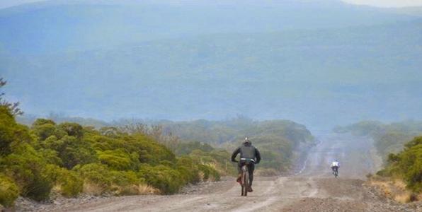 Oficina Relaciones Publicas hace balance de jornada deportiva del fin de semana la Ruta de la Liebre, en tanto integrante del Club  de Montanbike, anuncia  primera Triatlón Regional para próximo mes de Octubre.
